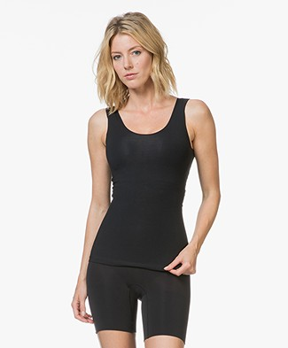 SPANX® In&Out Tank Top - Black