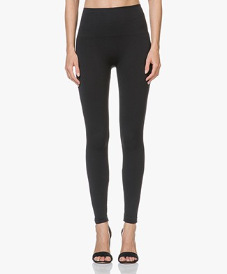 SPANX® Look At Me Now Seamless Leggings - Black