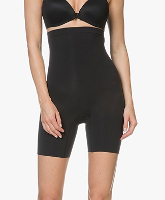 SPANX® Thinstincts Targeted High-Waist Short - Black