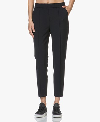 Filippa K Fiona Peg Pants - Navy
