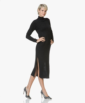Filippa K Long Tunic Dress - Black