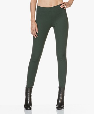 Joseph Gabardine Stretch Leggings - Bermuda