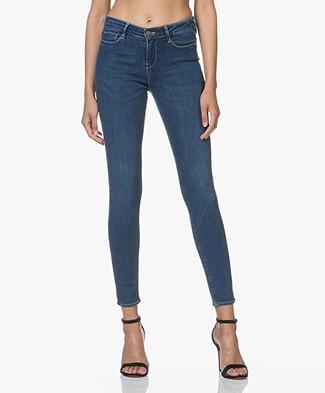 Ba&sh Lily Stretchy Skinny Jeans - Dark Blue