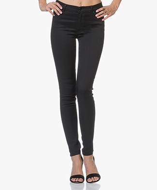 HUGO Georgina Super Skinny Jeans - Dark Blue
