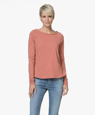 American Vintage Sweater Sonoma - Lychee