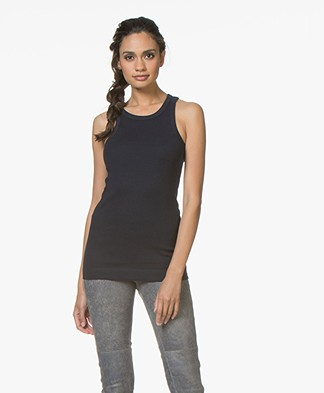 By Malene Birger Amiee Tanktop - Midnight Heaven