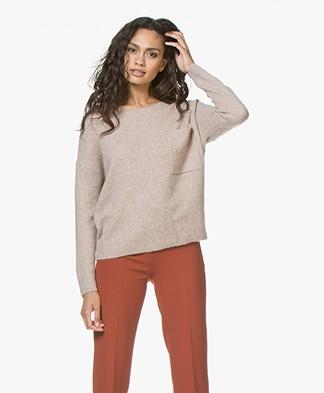 Drykorn Nola Cashmere Blend Sweater - Beige