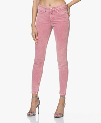 Drykorn Need Corduroy Skinny Pants - Pink