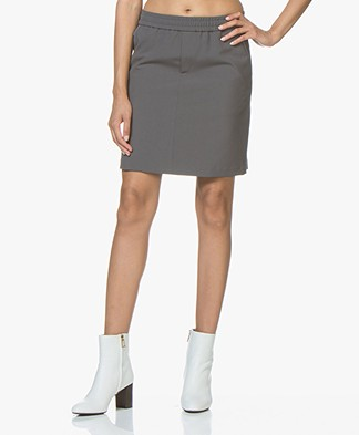 Filippa K Fiona Skirt - Shadow