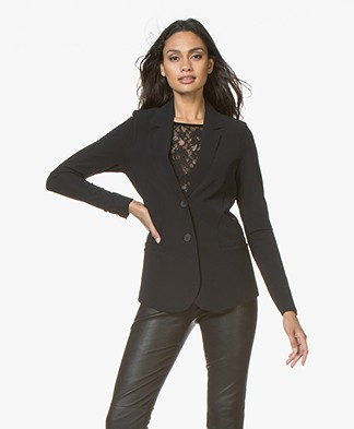 JapanTKY Naddo Tailored Blazer - Black