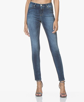 Closed Lizzy Hyper Stretch Skinny Jeans - Easy Wash