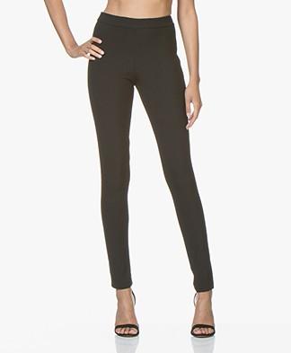 LaSalle Slim-Fit Tailor Pants - Black