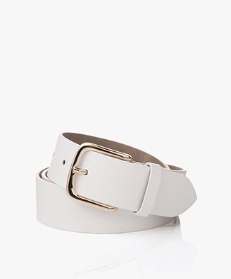 Filippa K Jean Hip Belt - White