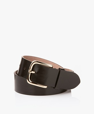 Filippa K Jean Hip Belt - Black Polido