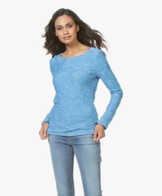Josephine & Co Jella Ausbrenner Jersey Long Sleeve - Blue
