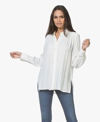 Filippa K Feminine Shirt - Cream
