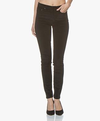 Filippa K Vicky Velvet Pants - Black