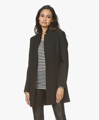 Filippa K Saville Coat - Black