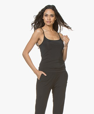 Filippa K Tech Slip Top - Zwart