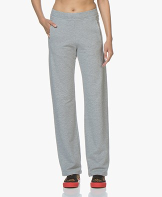 Filippa K Soft Sport Brushed Sweatpants - Grijs Mêlee