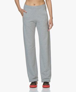 Filippa K Soft Sport Brushed Sweatpants - Grey Melange