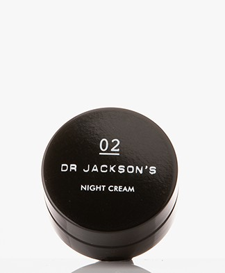 Dr Jackson's 02 Night Skin Cream Travel Size