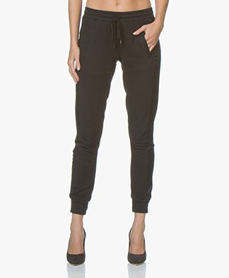 BRAEZ Parisien French Terry Sweatpants - Black
