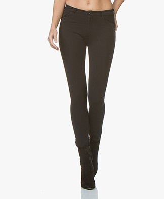 BRAEZ Peri Jersey Slim-fit Pants - Black