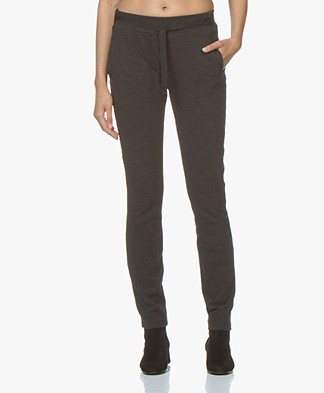 BY-BAR Jette Stripe Pants - Grey