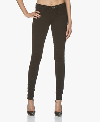 Denham Spray Super Skinny Fit Jeans - Deep Black