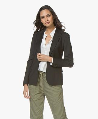 Filippa K Sasha Cool Wool Blazer - Black