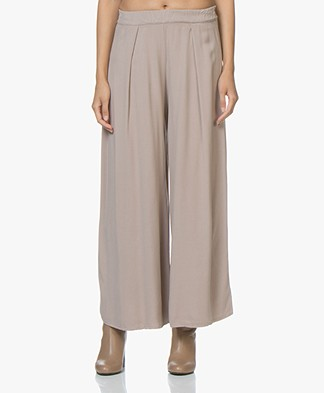 Friday's Project Wide Leg Culottes - Dirty Pink