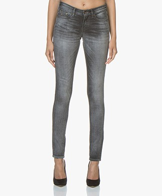Denham Sharp Skinny Fit Jeans - Grey