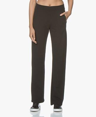 Filippa K Soft Sport Brushed Sweatpants - Black