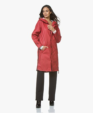 Maium 2-in-1 Rain Coat - Red