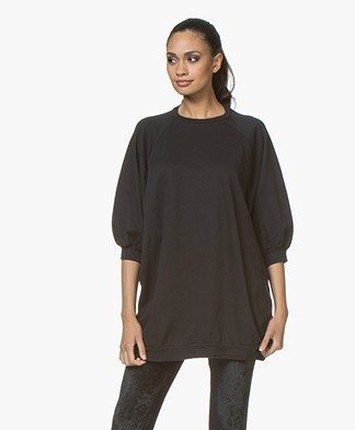Ragdoll LA Super Oversized Sweatshirt - Black