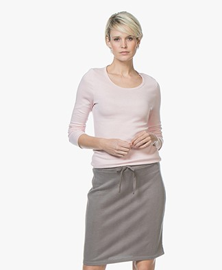 Petit Bateau Cotton Blend Long Sleeve - Joli