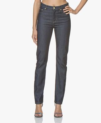 Filippa K Taylor Raw Jeans - Dark Blue