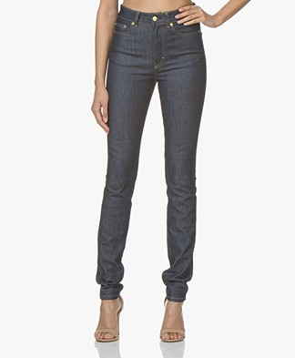 Filippa K Vicky Raw Jeans - Dark Blue