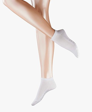 Falke Family Women Sneaker Socks - White