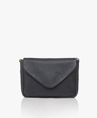 BY-BAR Festival Cross-body Bag - Petrol Blue