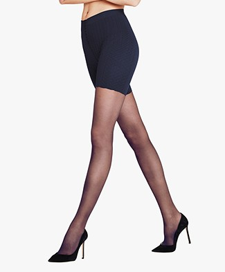 FALKE Cellulite Control 20 den Tights - Marine