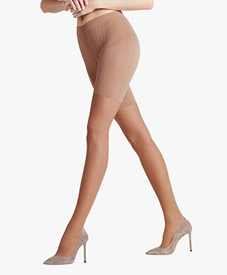 FALKE Cellulite Control 20 den Tights - Sun