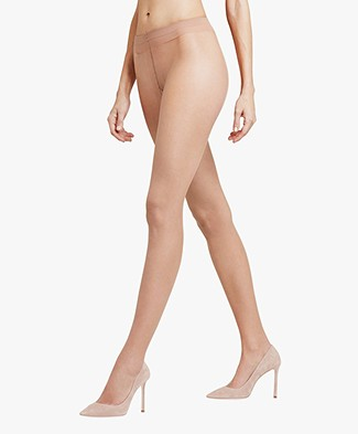 Falke Shelina 12 Denier Ultra Transparent Tights - Golden New