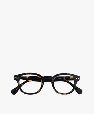Izipizi READING #C Reading Glasses - Brown Tortoise