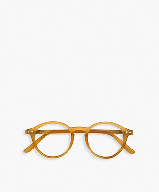 IZIPIZI READING #D Limited Edition Reading Glasses - Ochre Yellow