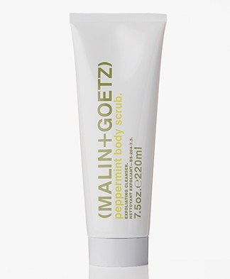 MALIN+GOETZ Peppermint Body Scrub