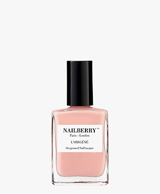 Nailberry L'oxygene Nail Polish - A Touch Of Powder