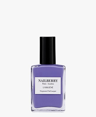 Nailberry L'oxygene Nail Polish - Bluebell