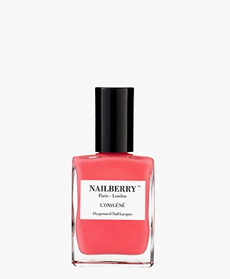 Nailberry L'oxygene Nail Polish - Bubblegum